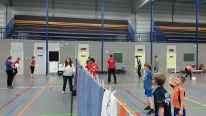 Badminton Sinterklaastoernoo.3