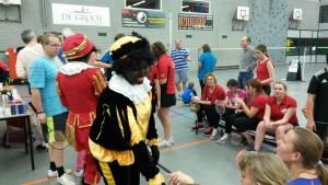 Badminton Sinterklaastoernoo.5