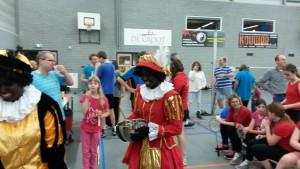 Badminton Sinterklaastoernoo.6