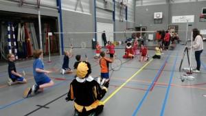 Badminton Sinterklaastoernoo.7